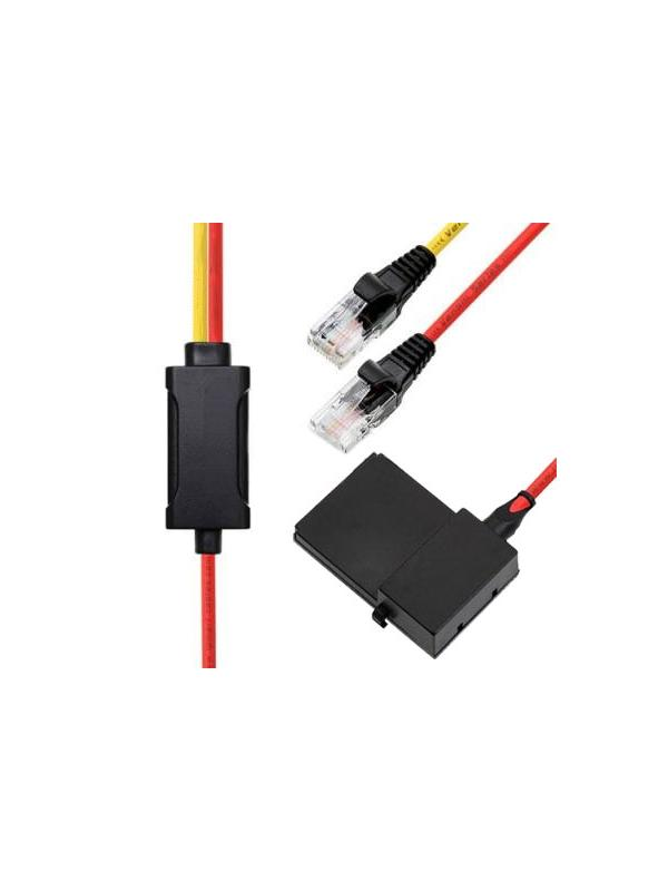 Cable Dual Nokia DCT4+ 1100 / 1208 / 1600 / 1209 / 2300 / 2310 / 2600 / 2610 / 6030 10pines + 8pines