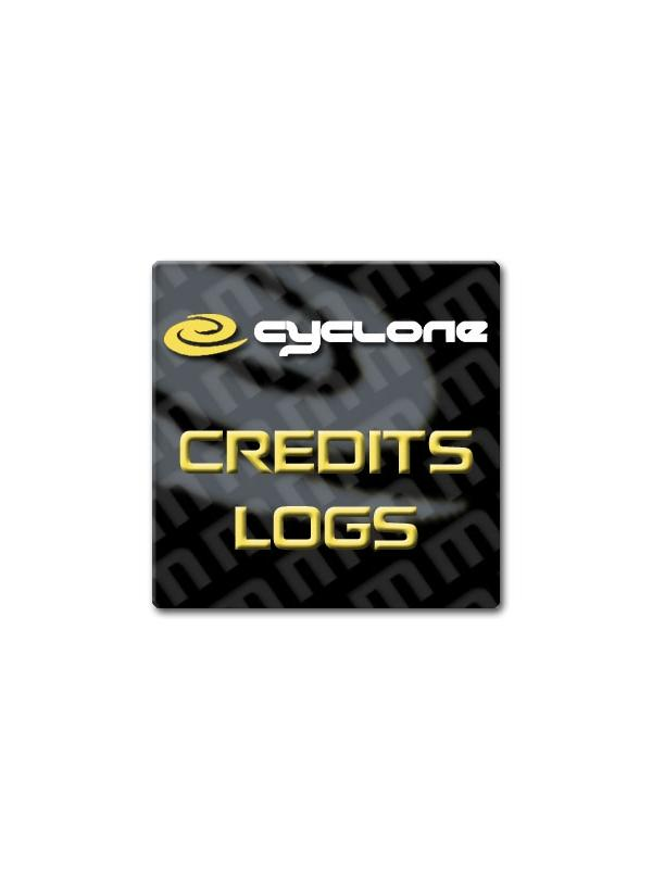 Credits for Cyclone Box [Unlocking and Activations] - These Credits or Logs are valid for Unlock the latest Nokia BB5 SL3 cellphones and extract the LBF files for the newest BROADCOM. They are refilled directly into your Box Serial Number in the ACT and you can start to enjoy them WITHOUT WAITING, not like in other stores that are slow to recharge credits even after the payment has been done.