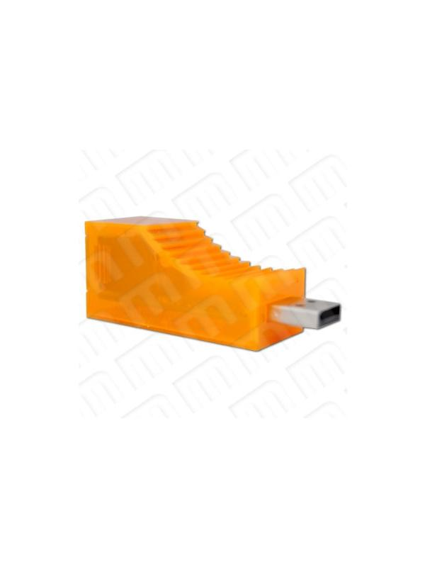 Cyclone Key [Box USB en Color Naranja] + Calculadoras Alcatel y BlackBerry