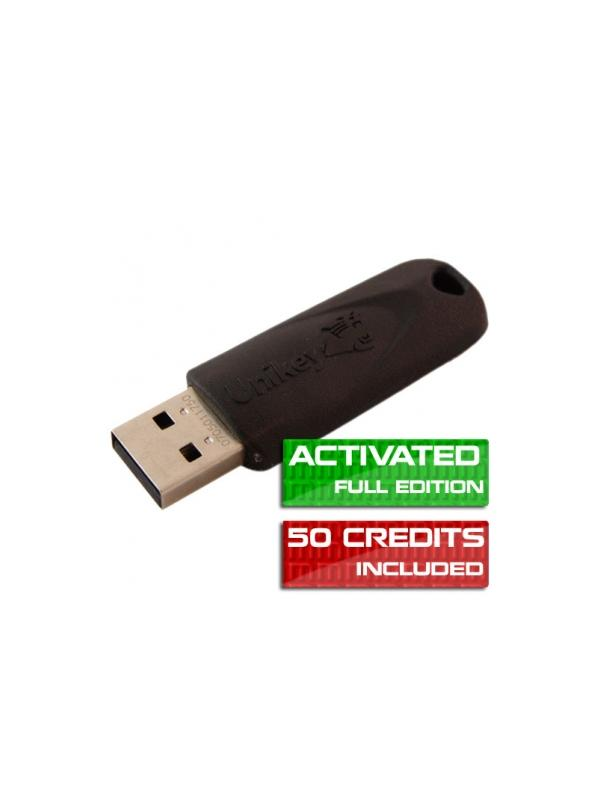Activated DC Unlocker + 50 Credits/Logs [Full Edition] - DC-Unlocker USB Dongle to unlock the latest cell pones, USB modems, MiFis, 3G & 4G routers from brands such as Huawei, ZTE, vodafone, Orange, T-Mobile, Novatel, Option, Amoi, Ovation, etc... Incluing the unlimited unlocking of the latest Huawei Ascend, P7, P8, P9, ... among hundreds of other models! Furthermore, this Full Edition comes with 50 refilled credits!