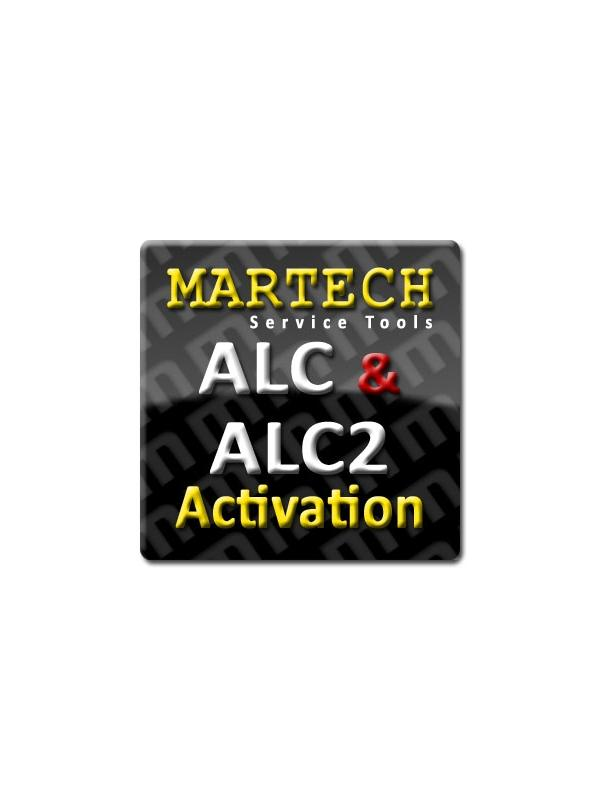 Alcatel ALC + ALC2 Service Tools 2 in 1 Activation for Martech