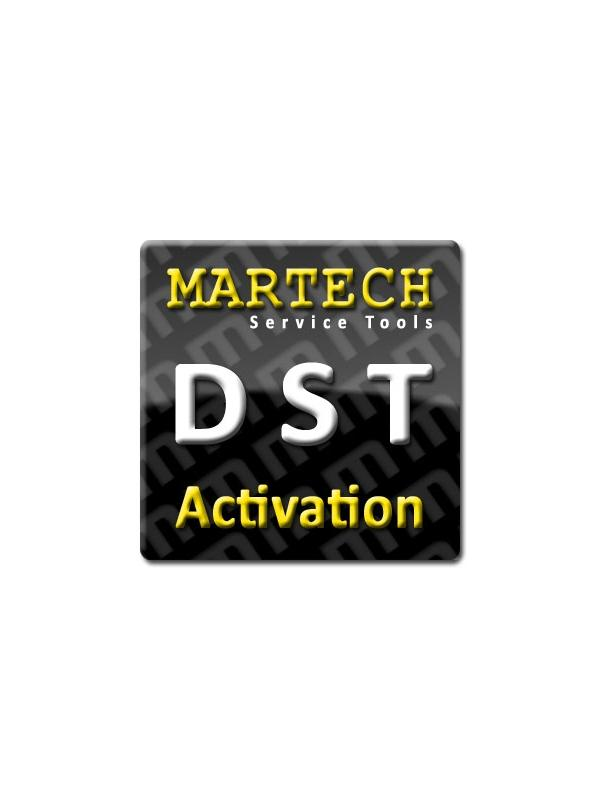 DST Tools Activation for Martech