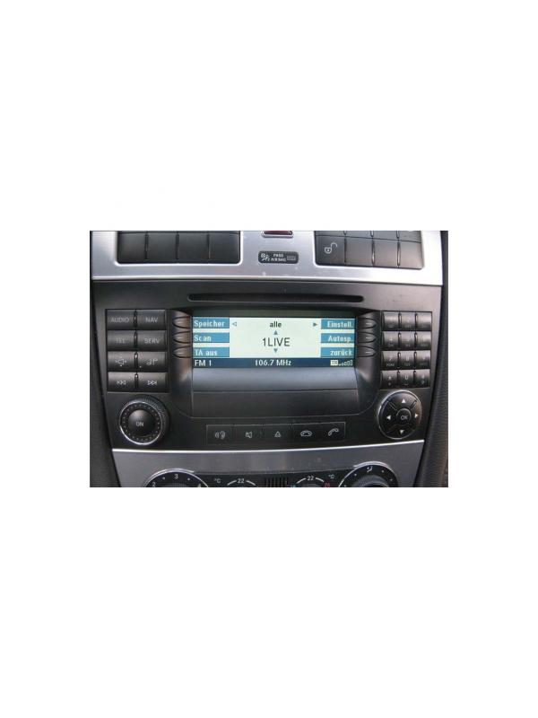 Audio 50 APS NTG2 v17 2016 [1 x CD to choose] - Latest version of the map CD update for the Mercedes Benz Audio 50 APS NTG2 navigation systems for A W169/C169, B W245, C W203/S203, CLC 203, CLK C209/A209, GL X164, ML W164, R W251/V251, Smart Forfour, Vito C639 NCV2, Viano C639 NCV2 and Sprinter C906 NCV3.
