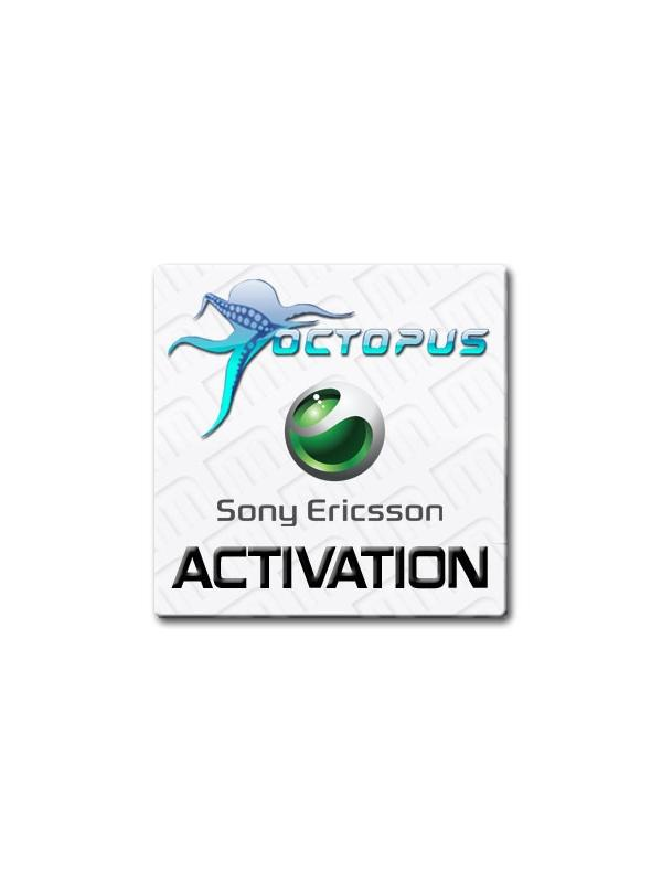 SonyEricsson Activation for Octopus Box - Module for unlocking, IMEI / GDFS / TA repairing features, flashing, language changing, etc... for the latest SonyEricsson phones and tablets. This license is compatible with Octopus Box, Medusa Box and Medusa PRO.