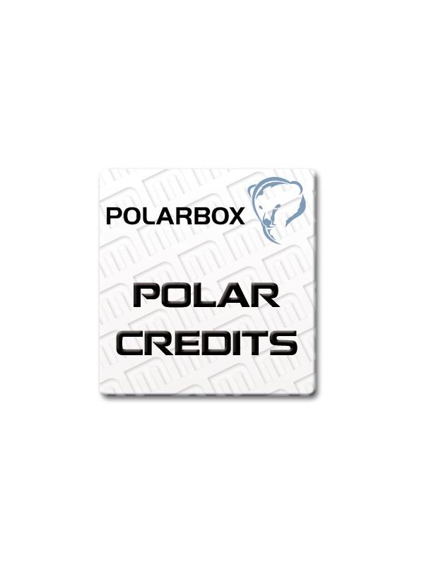 Polar Credits refilling for Polar Box
