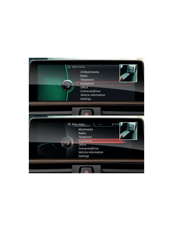 BMW & Mini 2017-2 for CIC or NBT [USB stick + Code] - Latest version of the map update for the navigators with hard disk BMW CIC (MOVE, MOTION y PREMIUM) and NBT NEXTwith USB slot located in the passenger side glovebox or in the center console gearbox. It includes FSC Unlocking Code of your vehicle and one 16GB or 32GB USB stick, depending on your system.