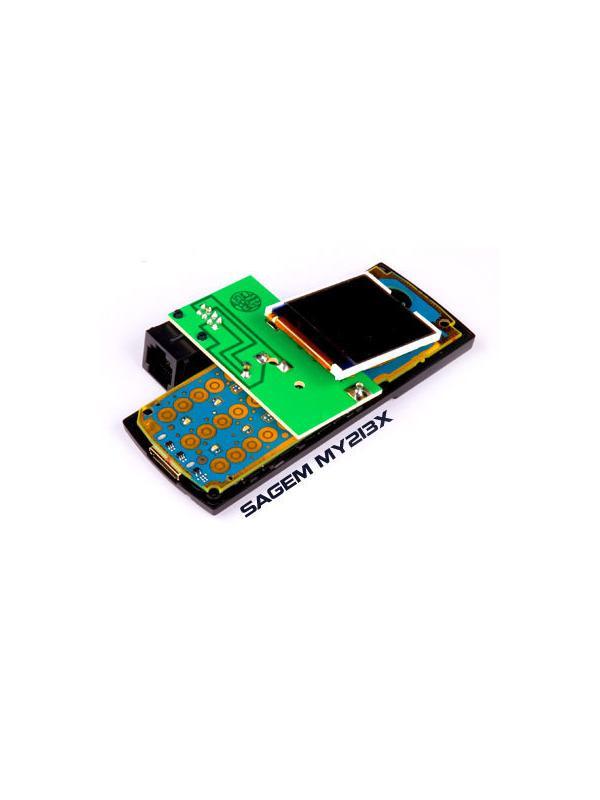 Testpoint PCB JIG Sagem my213x