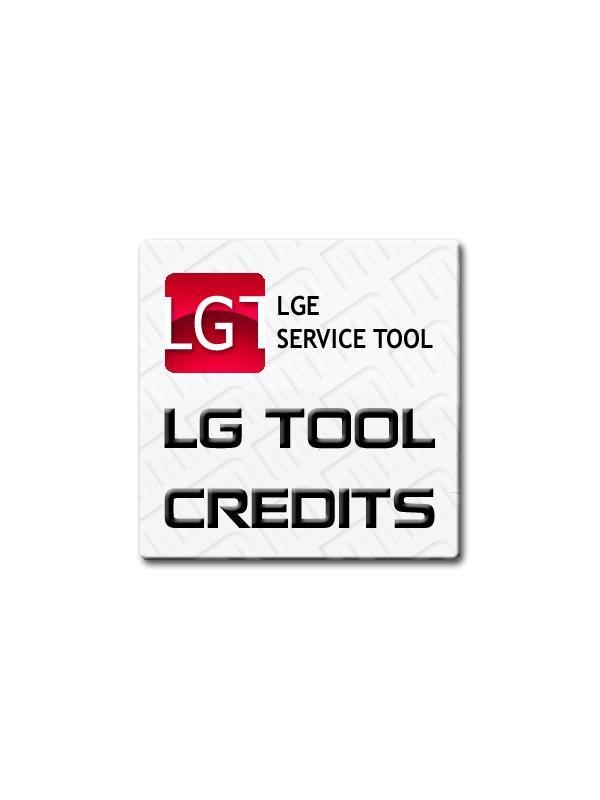 100 créditos para Calculadora LGE Tool