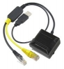 Cable Combo Nokia BB5 6700c Classic MT Box 10pin + JAF 8pin con USB + Línea TX2