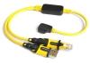 RJ45+USB Samsung Softbank 730SC / 731SC / 930SC / 931SC Cable (BX Series) -
