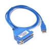 SmartClip Smart Adaptor USB to LPT Cable