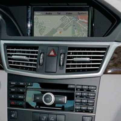 Mercedes comand aps update download