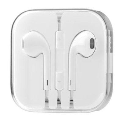 Auriculares Earpods Con Mando Micro Y Estuche Apple