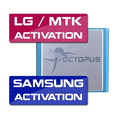 Octopus Box + LG + Samsung (without cables)   MULTIBRAND   Liberar