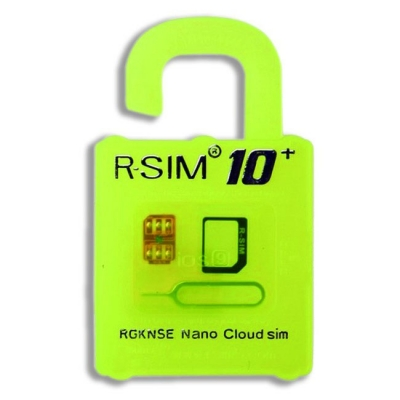 R-SIM 10+ Plus card for iPhone | Apple | Liberar, Cables